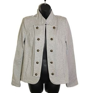 Tommy Hilfiger Women's Military Band Jacket Size M